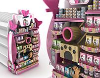 BBF POSM for Australian Store