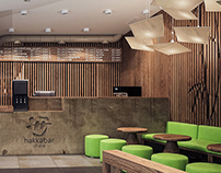 Hakkabar. Chinese fast food.