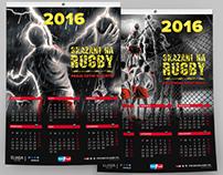 2016 Calendars Skazani na RUGBY