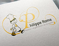 Philippe Rome - Logo