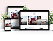 Inka - Minimal Elegant WordPress theme