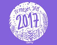 Calendario Ilustrado (2017)