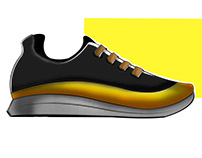 Sneaker - Light Concept