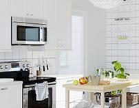 Ikea Kitchen (CGI)