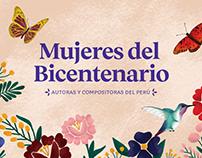 Mujeres del Bicentenario - Concierto Sinfónico Coral
