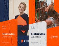 Identidade Visual Polis Educacional