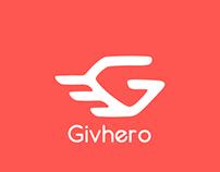 Givhero Mobile App