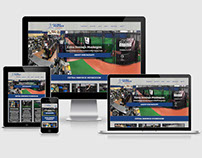 Extra Innings Franchise Locations - Responsive Website