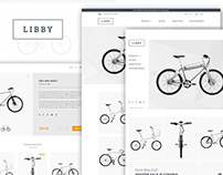 Libby - eCommerce PSD Template