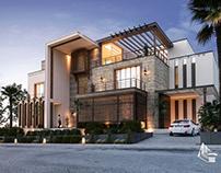 Modern Arabian Home (Oman)