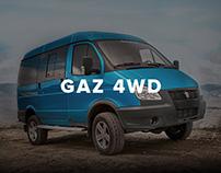GAZ 4WD
