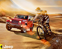 Jeep and Athertonracing