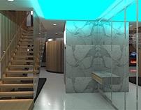 3D Design Work - Render Examples