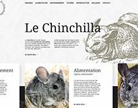 Le Chincilla - Redesign - FAN 2017