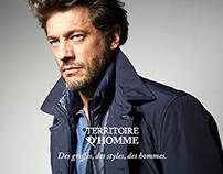 TERRITOIRE D'HOMME AH15/16