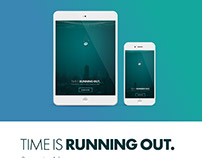 Time Is Running Out (Responsive Ad)
