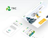 TRC - UI/UX