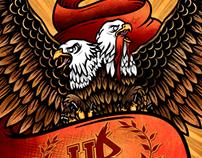 United Revolution Vol.2 / Album Cover