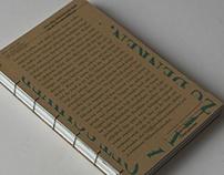 Blik Van Onderen 2 (Book Design)