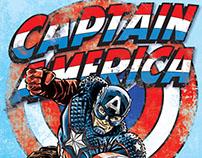 Captain America - Recruitment Poster