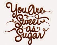 chocolate words