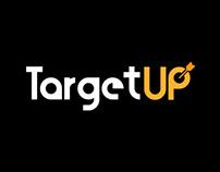 Target UP | Proposta de logo