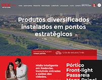 Projeto Site - VEX Painéis