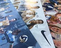 CBU Athletics Poster Composites