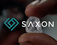 Saxon Diamonds - Logo and Responsive Website