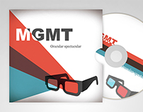 CD Covers MGMT and Mendetz