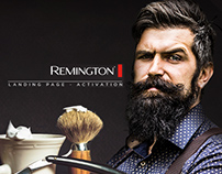 Remington - Beard On