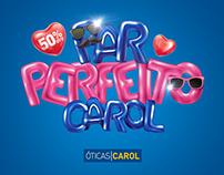 Dia dos Namorados | Óticas Carol