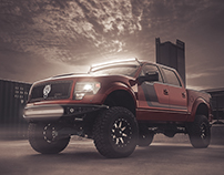 Ford F150 - Spirit Lifted
