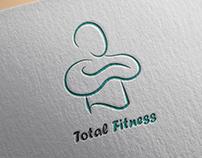 Brand Identity : Total Fitness