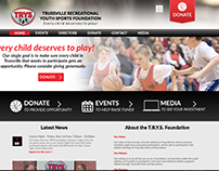 Trussville Youth Sports Foundation Website