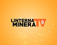 Linterna Minera TV