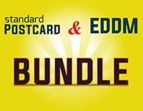 Standard & EDDM postcard Bundle