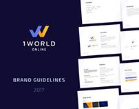 Brand guidelines - essential version