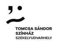 Tomcsa Sándor Theater - Visual Identity