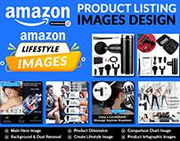 Amazon Image Design Service -Amazon Product Listing