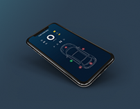 Daily UI - Day 034 - Car Interface