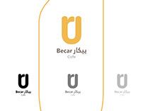 Becar cafe logo