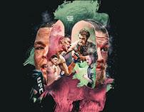 UFC 202 Poster