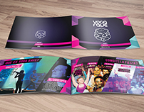 Yoga Rave Promotional Book