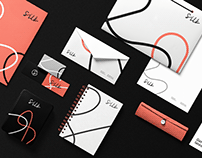 Silk brand design