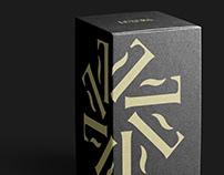 Luxura Logo & Packaging design