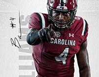 South Carolina Football program design