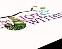 The Joy Within logo design