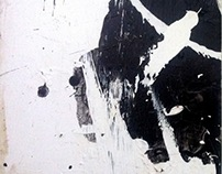 Monochrome 1x1ft Acrylic on Board • Montreal '04
