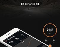Rever - App Design, Web Design & Branding